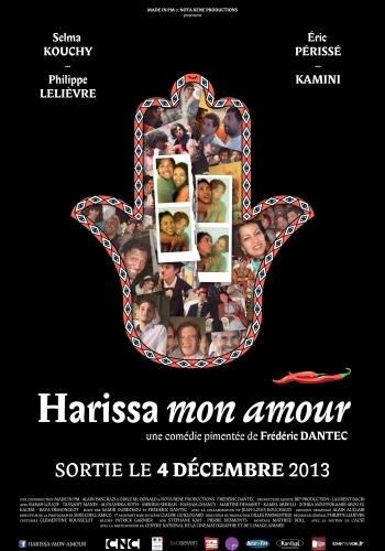 HARISSA MON AMOUR de Frédéric Dantec