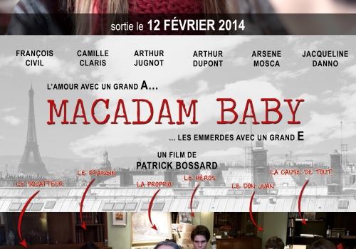 MACADAM BABY de Patrick Bossard