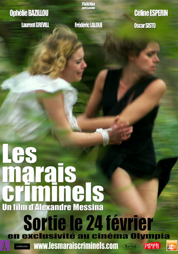 LES MARAIS CRIMINELS de Alexandre Messina