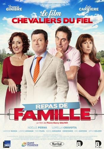 REPAS DE FAMILLE de Pierre-Henry Salfati