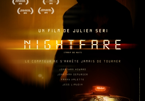 NIGHT FARE de Julien Seri