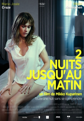 2 NUITS JUSQU'AU MATIN de Mikko Kuparinen