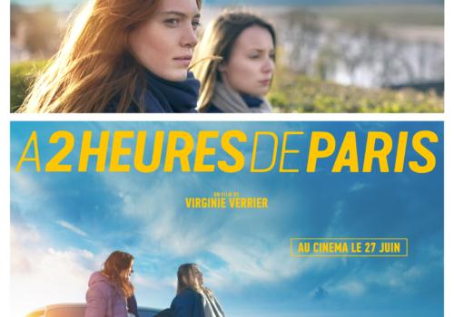 A 2 HEURES DE PARIS de Virginie Verrier