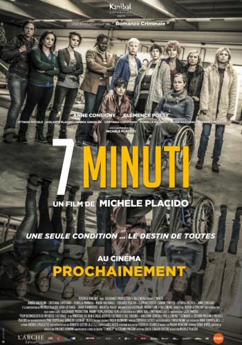 7 MINUTI de Michele Placido